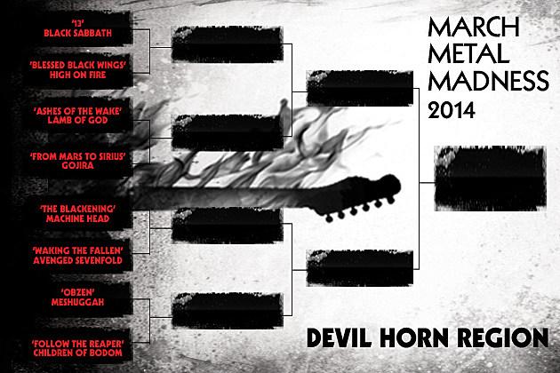 Devil Horn Region Round 1 2014