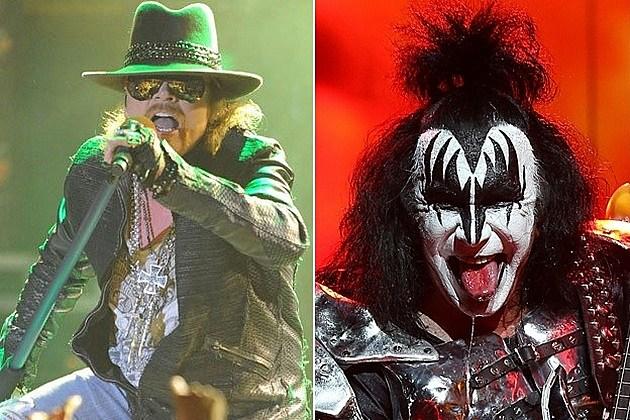 Guns N Roses - Kiss