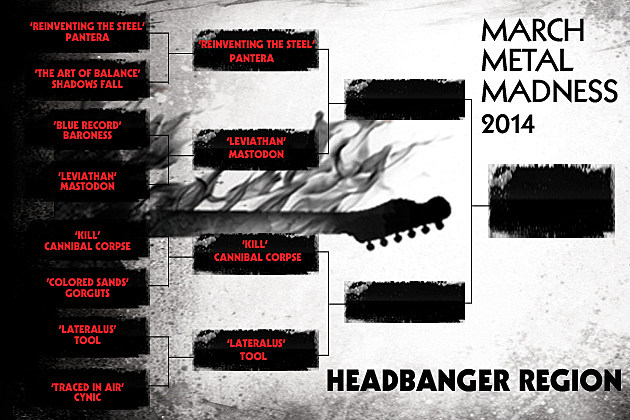 Headbanger Region, Round 2