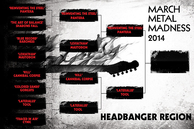 Headbanger Region Quarterfinals