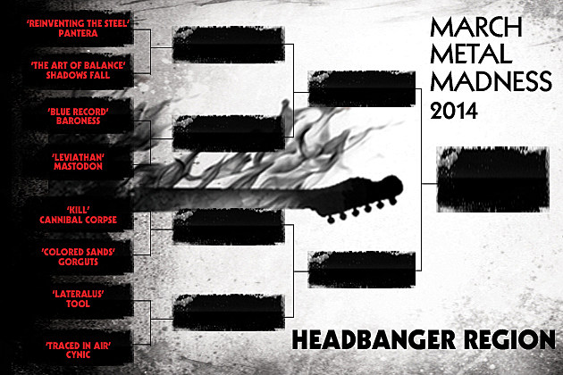 Headbanger Region Round 1