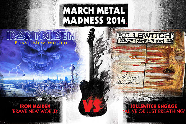 Iron Maiden vs Killswitch Engage
