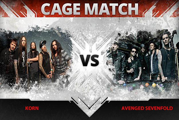 Korn vs Avenged Sevenfold