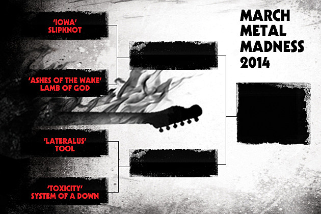 March Metal Madness Top 4