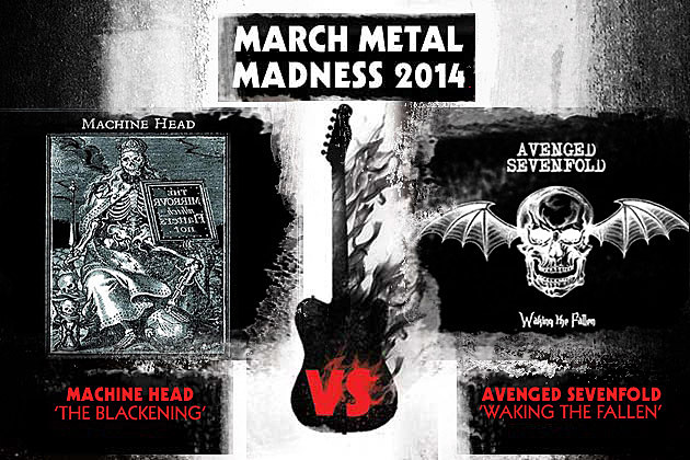 Machine Head vs Avenged Sevenfold