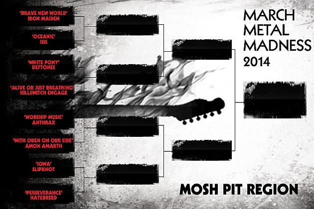 Mosh Pit Region Round 1 2014