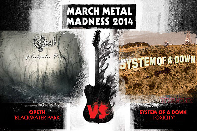Opeth vs. System of a Down