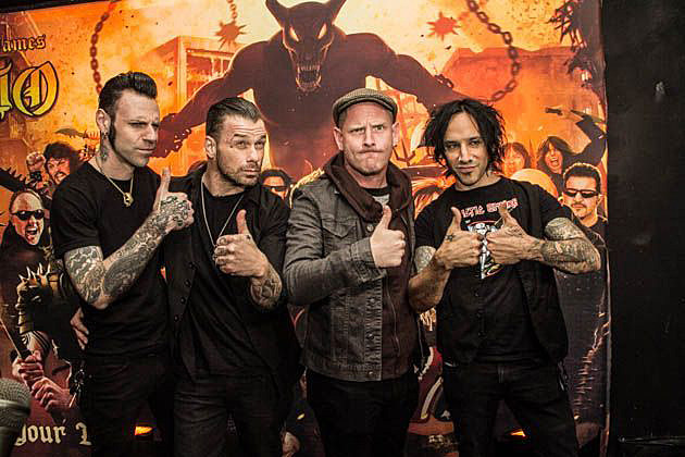 Stone Sour at Ronnie James Dio Awards
