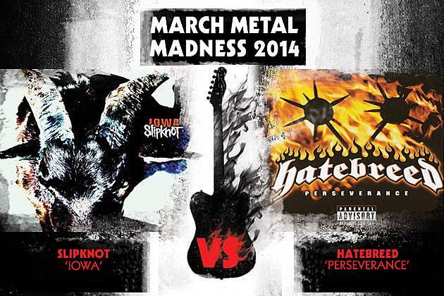 Slipknot vs Hatebreed