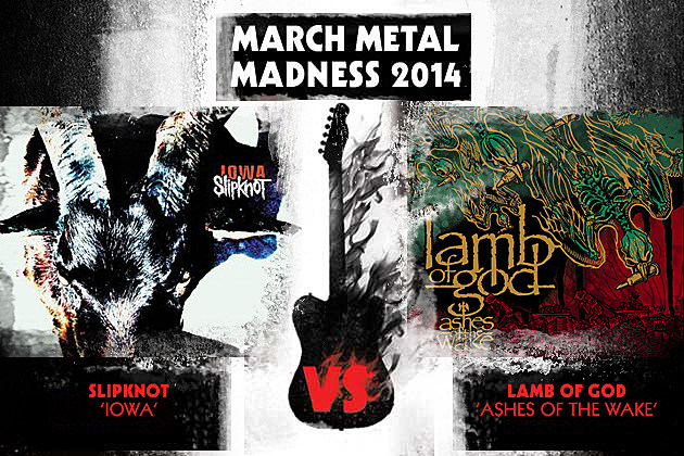 Slipknot vs. Lamb of God