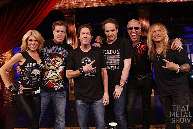 That Metal Show Dee Snider Chris Caffery