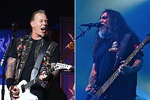 Metallica Slayer