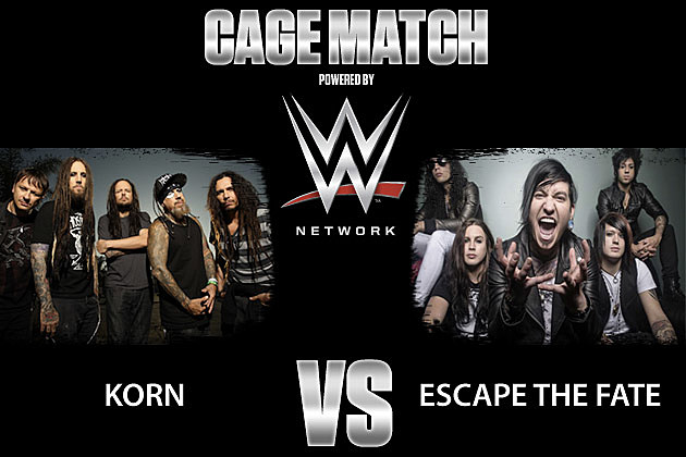 Korn vs Escape the Fate