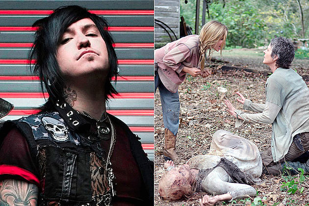 Craig Mabbitt / Walking Dead