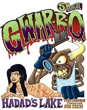 2014 GWAR-B-Q