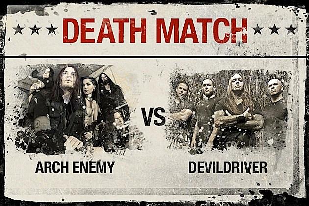 Arch Enemy vs. DevilDriver