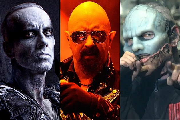 Behemoth / Judas Priest / Slipknot