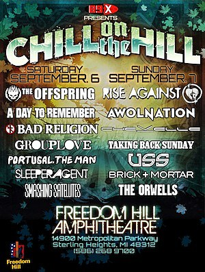 Chill on the Hill 2014