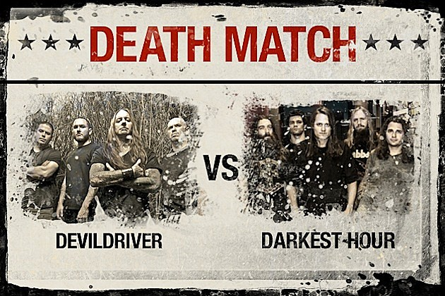 DevilDriver vs. Darkest Hour