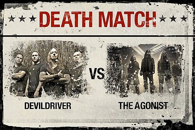 DevilDriver vs. The Agonist