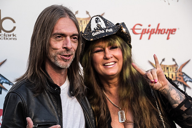 Rex Brown Rita Haney