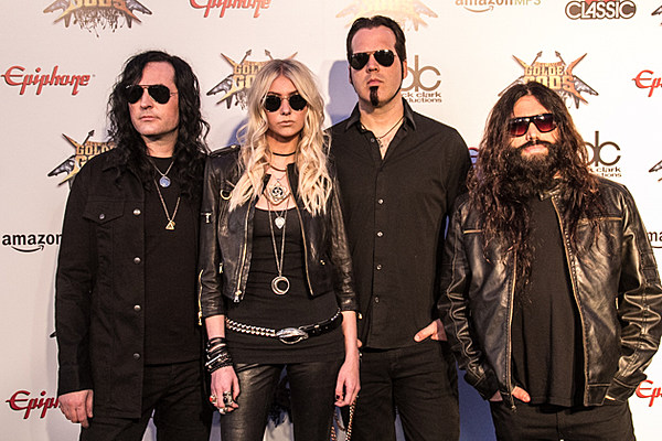 The Pretty Reckless Talk 'Going to Hell' + More