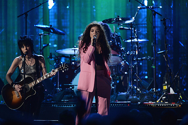 Joan Jett Lorde Nirvana