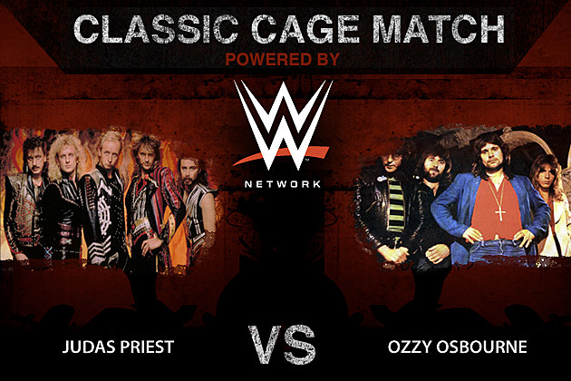 Judas Priest vs Ozzy Osbourne