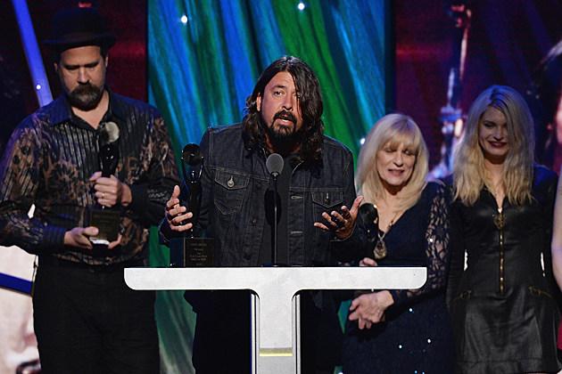 Krist Novoselic Dave Grohl Nirvana