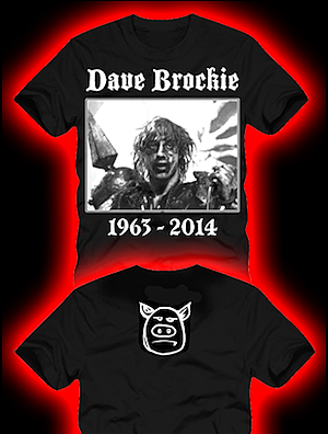 Dave Brockie Shirt