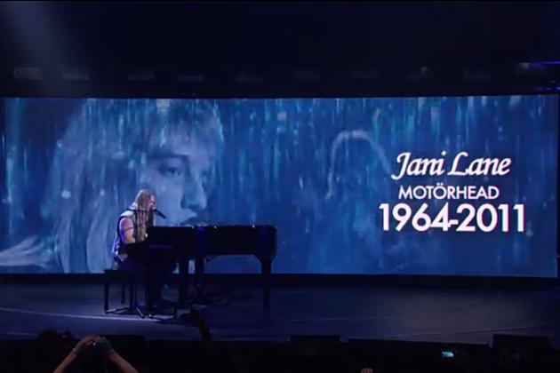 Jani Lane Motorhead