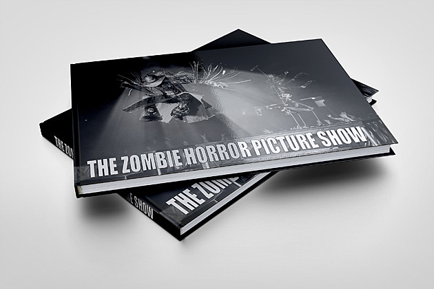 The Zombie Horror Picture Show Book