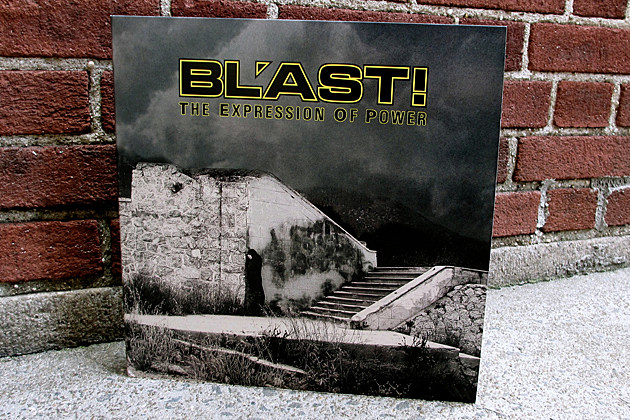 BL'AST! - 'The Expression of Power' - Vital Vinyl