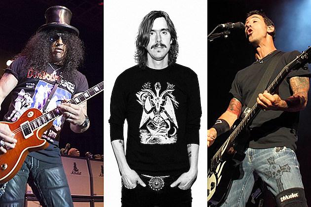 Rock Metal Releases 2014