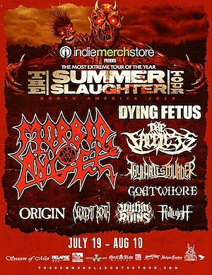 Summer Slaughter 2014