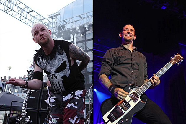 pictures of five finger death punch concert