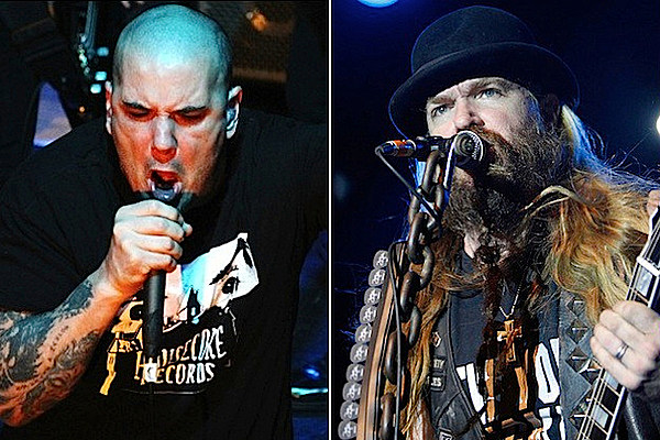 Anselmo Talks Possible Pantera Reunion Performs With Zakk
