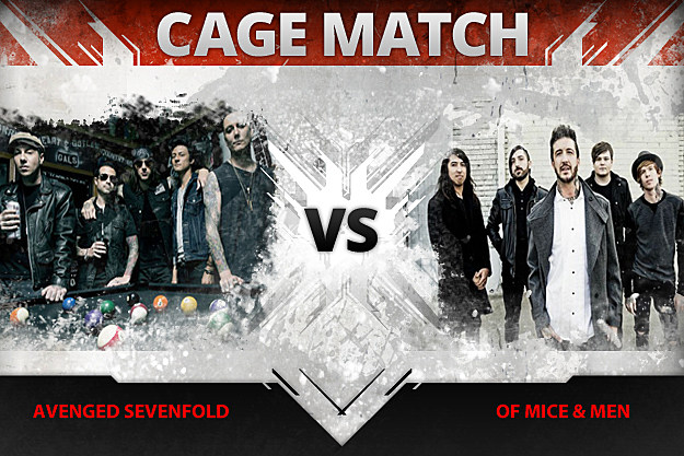 Avenged Sevenfold vs Of Mice & Men