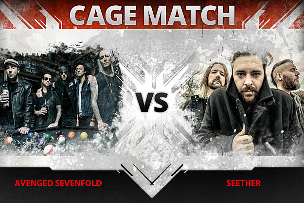 Avenged Sevenfold vs Seether