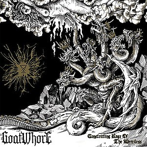 Goatwhore, 'Constricting Rage Of The Merciless'