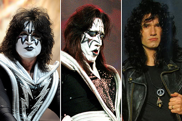 KISS Tommy Thayer Ace Frehley Bruce Kulick