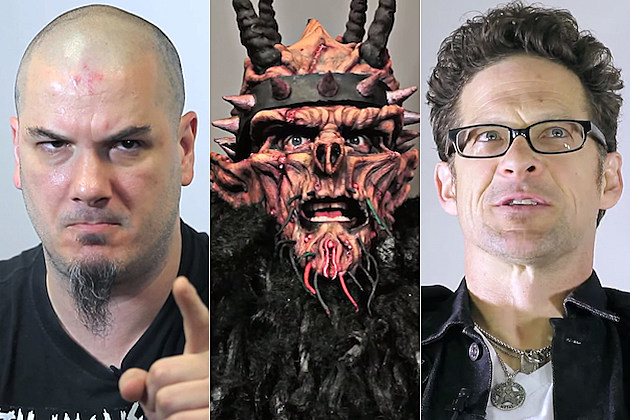 Philip Anselmo / Oderus Urungus / Jason Newsted