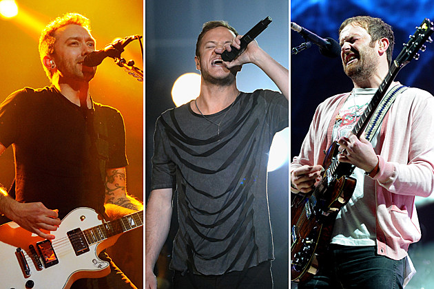Rise Against Imagine Dragons Kings of Leon