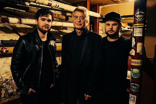 Royal Blood With Jimmy Page