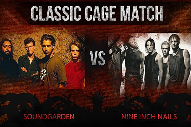 Soundgarden vs Nine Inch Nails