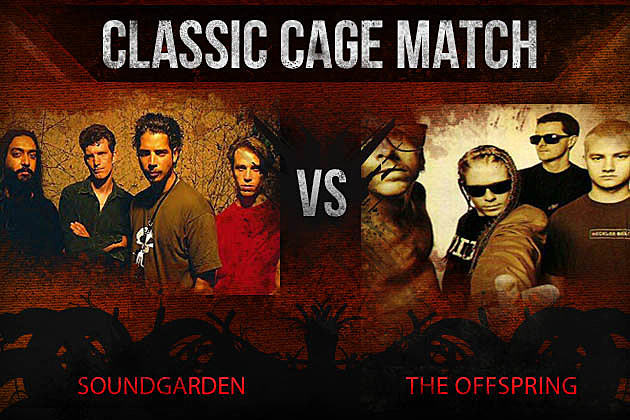 Soundgarden vs The Offspring