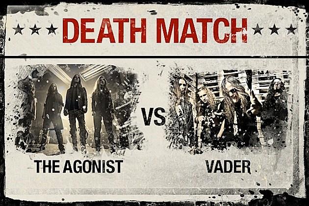 The Agonist vs. Vader
