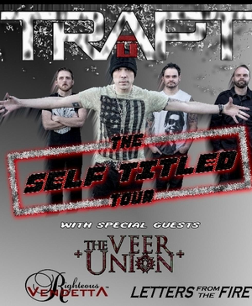 Trapt Play Self-Titled Album In Its Entirety on Summer Tour