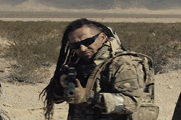 Zoltan Bathory in House of the Rising Sun Video