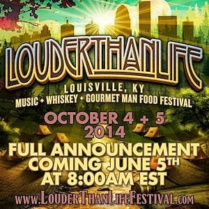 Louder Than Life Festival 2014